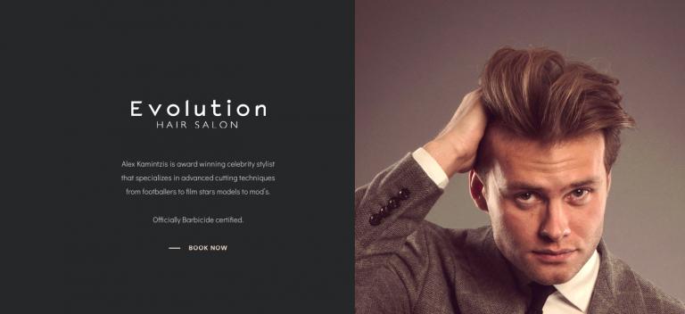 Website copywriting and design