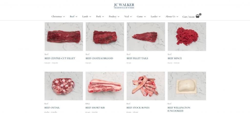 jc walker traditional butcher
